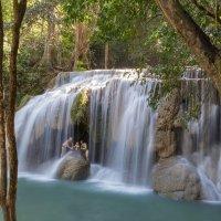 Водопад Эраван :: Владимир Леликов