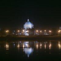ночной Санкт-Петербург :: андрей мазиков