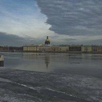 Последние мгновения заката... :: Senior Веселков Петр
