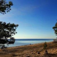 Rīgas jūras līcis — Рижский морской залив :: Mari Kush
