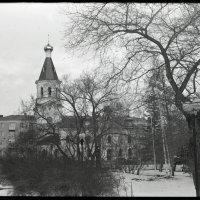 Омск. Собор Воскресения Христова. :: Дмитрий Морозов