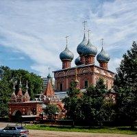 Церковь Воскресения на Дебре.  Кострома :: MILAV V