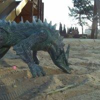 динозавр :: Giant Tao /
