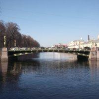 Пантелеймоновский мост :: Svetlana Lyaxovich
