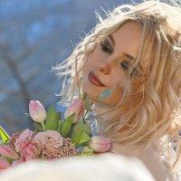 Нежный цветок :: Ольга Юртаева