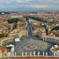 В Ватикане :: Natali Positive