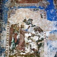 Росписи в Космодамиаовском храме :: Леонид Иванчук