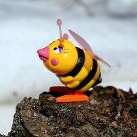 Ну когда же пчёлки прилетят?:) :: Андрей Заломленков