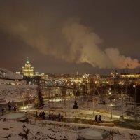 Вечерняя Москва :: Дмитрий Рожков