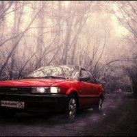 Toyota Corolla 1989 :: Максим Минаков