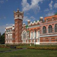 Южный фасад замка Шереметева. Юрино. Марий Эл :: MILAV V