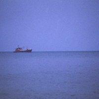 Вечерняя прогулка у моря :: Вячеслав Остров