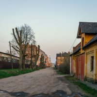 Дорога к храму :: Sergey Polovnikov