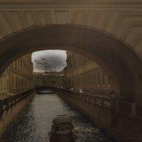 лебяжья канавка санкт-петербург :: Елена Маковоз