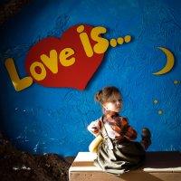 любовь это... :: валентина чекалина