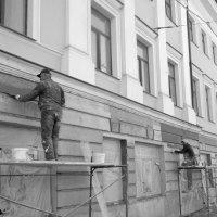 обновление города :: Наталья Сазонова