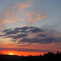 От заката до рассвета... :: Mariya laimite