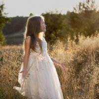 маленькая волшебница :: Лидия Ханова