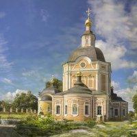 Храм Успения Богородицы :: Natalia