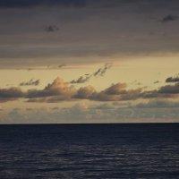 облака над морем :: Наталья Ariadafhotostory