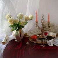 ...о, сердце! нежные стихи ты посвящаешь розе... :: Валентина Колова