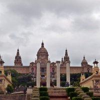 Барселона. Национальный музей искусства Каталонии :: Татьяна Ларионова