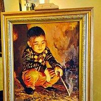 """Выставка  картин в  отеле """" Dostuk"""" :: Виталий Селиванов"""