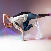 Break-dance :: Алексей Барган