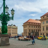 Прогулка по Праге :: Игорь Сикорский
