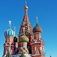 Храм Василия Блаженного! :: ирина