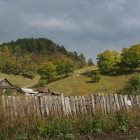 Перед грозой :: Наталья Ильина