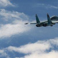 Су-34 :: Владимир Сырых