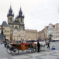 Староместская площадь. Прага. :: Николай Ярёменко