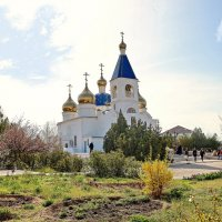 Православный храм :: Анатолий Чикчирный
