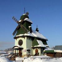 Старая мельница :: Vlad Сергиевич