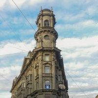 Бывший доходный дом купца Ш. З. Иоффа. Санкт-Петербург. :: Олег Кузовлев