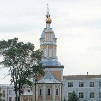 Церковь иконы Казанской Божьей матери :: Галина Каюмова