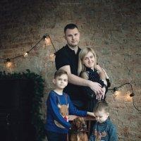 Семья :: Ольга Никонорова