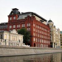Архитектура набережных Москвы :: Ирина Беркут