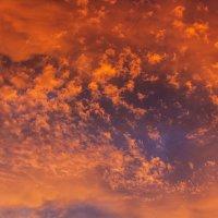 Нарисуй мне небо. :: Евгений Голубев