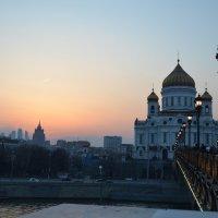 Закат :: Ольга Беляева