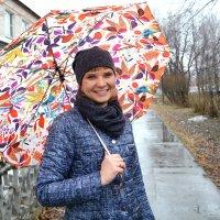 с первым весенним дождиком :: леонид логинов