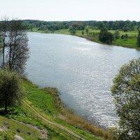 Вид со стены замка Кастельхольм :: Елена Павлова (Смолова)