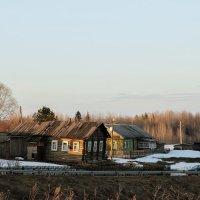 Вот моя деревня... :: Андрей Дурапов