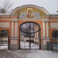 Ворота. :: венера чуйкова