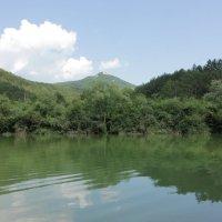 Горное озеро. :: Олег Мар