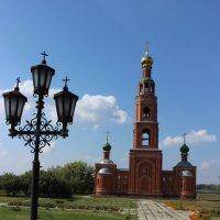 Колокольня в Ачаирском монастыре :: Вячеслав & Алёна Макаренины