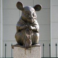 Бабушка Лабораторная Мышь :: Vlad Сергиевич
