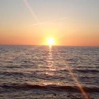 Закат на Чудском озере :: BoxerMak Mak