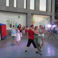 Танец – это ведь почти объяснение в любви. (Федор Достоевский) :: Алекс Аро Аро